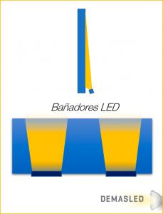 banadores LED